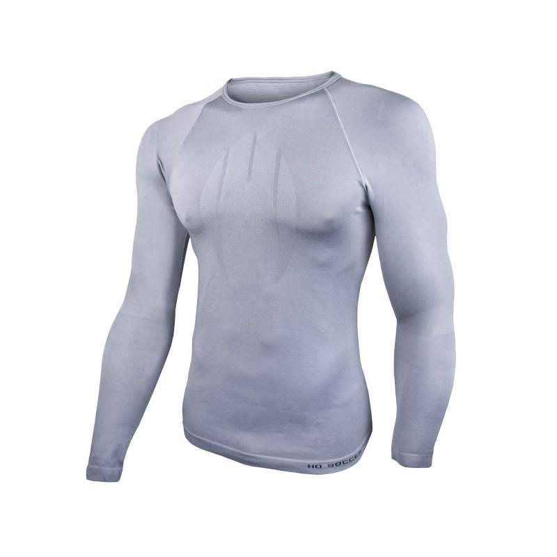 Camiseta Térmica HO SOCCER Gris