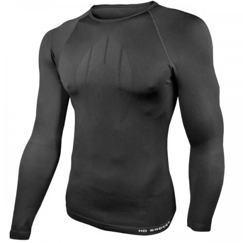 Camiseta Térmica HO Soccer Negra