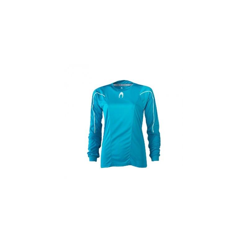 Camiseta HO Soccer Woman Azul