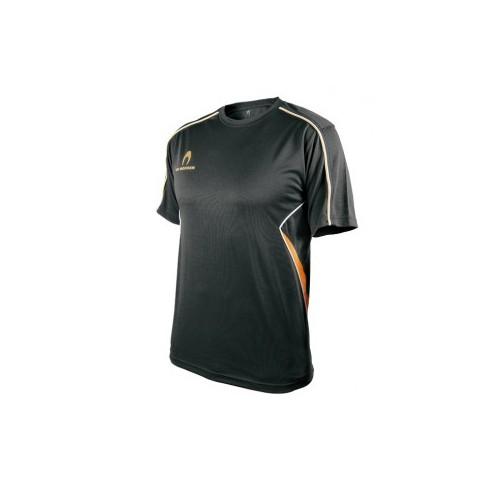 Camiseta HO Soccer Performance Negra