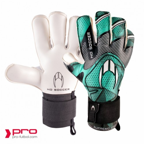 Guante Supremo Pro Kontakt Evolution Green